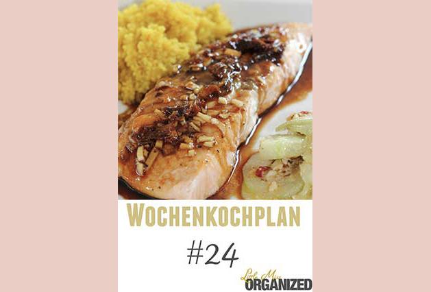 Wochenkochplan #24